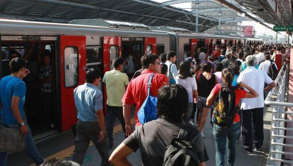 Entre 60 y 70 mil personas se movilizan diariamente en este sistema de transporte. (USI)