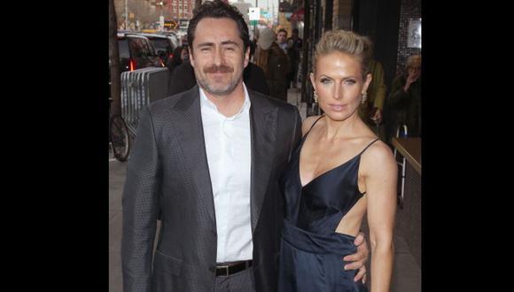 Esposa del actor mexicano Demián Bichir falleció a los 37 años. (Getty)