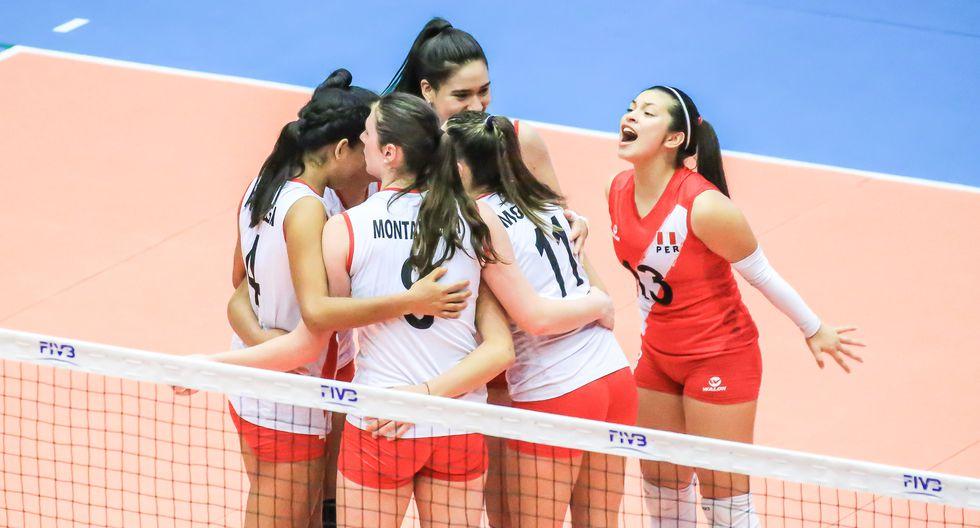 Perú vs. Rapública Dominicana: chocan por el Grupo H del Mundial Sub 20. (Foto: FIVB)