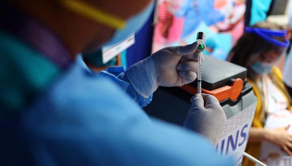 Las candidatas a vacuna contra el COVID-19 seguirán siendo probadas en el Perú. (Foto: Hugo Curotto/@photo.gec)