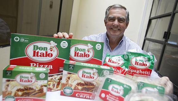 Bruno Carabelli inaugurará oficialmente su tienda de Surco a fines de mes. (Rochi León)
