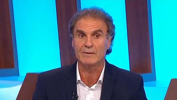 Óscar Ruggeri dijo que Argentina era superior a Paraguay. Partido terminó 1-1. (Foto: captura Fox Sports)