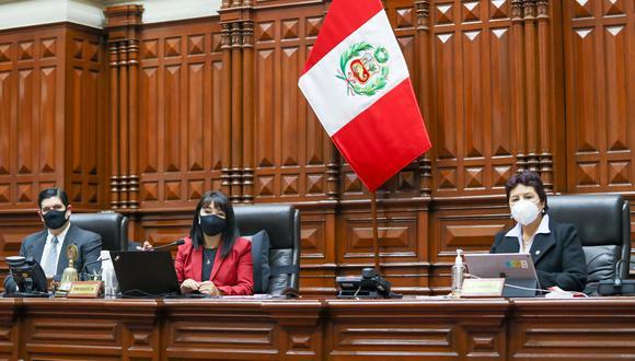 Mirtha Vásquez ha expresado que el proceso de elección no tendría legitimidad (Congreso).