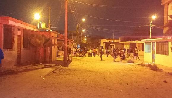 Piura: Matan a hombre de un balazo en la sien cuando tomaba en cumpleaños (Foto: PNP)