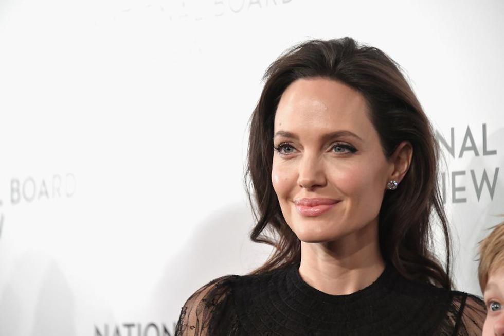 Angelina Jolie tras visitar Perú viaja a Corea del Sur (Foto: AFP)