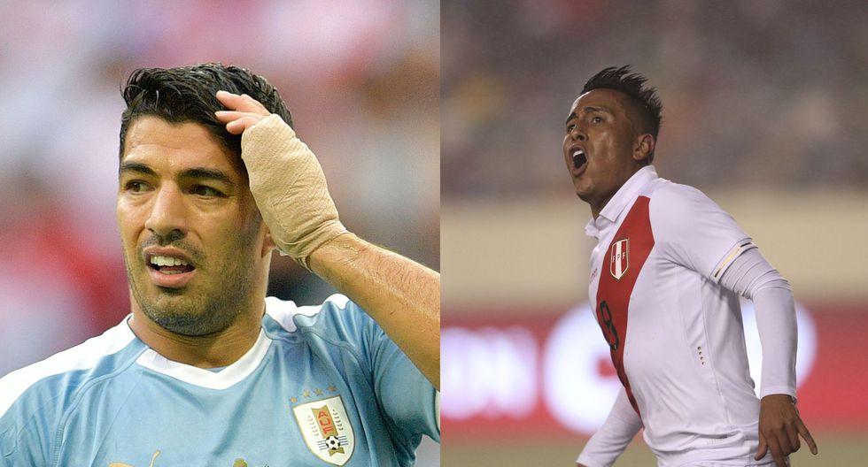 """Coki Gonzales tras mensajes de apoyo a Luis Suárez:""""Hubiese sido bacán leer lo mismo para Cueva"""". (EFE)"""