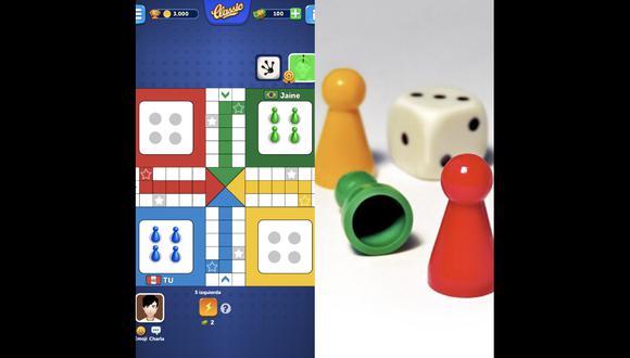 Ludo, el juego más popular en tiempos de cuarentena. (Captura/Getty Images)