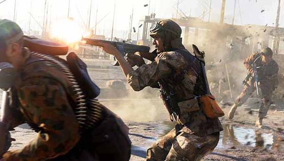 Battlefield V llegará a PC, PS4 y Xbox One el próximo 19 de octubre.