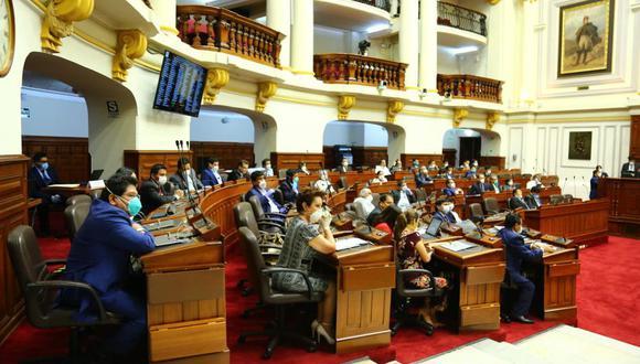 Piden que Pleno del Congreso debata Ley de Identidad de Género. (GEC)
