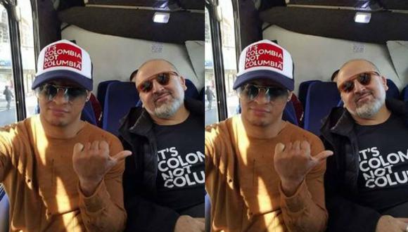 Beto Ortiz y Jonathan Maicelo se reconcilian y lo hacen público en redes. (Instagram)