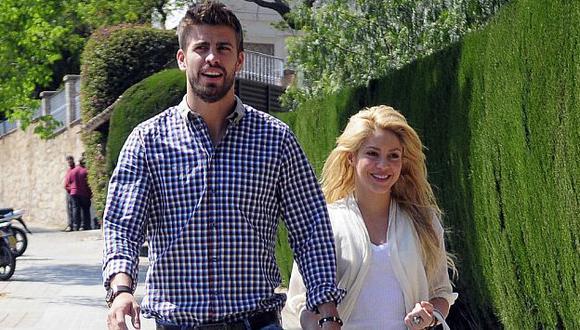 Shakira y Piqué a punto de contraer nupcias. (USI)