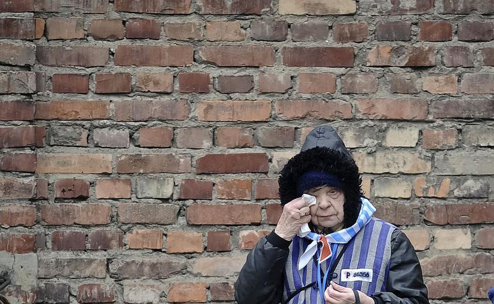 Auschwitz: El mundo conmemora 70 años del Holocausto judío. (AP)