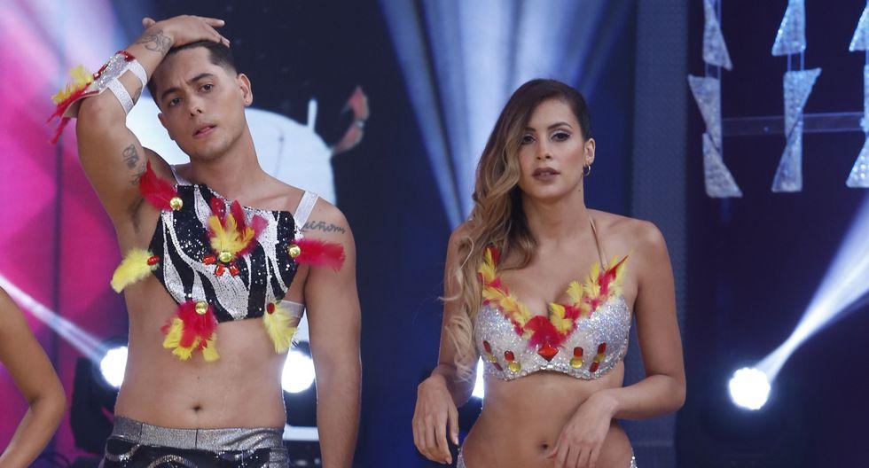 Se presume que la modelo Milett Figueroa le habría sido infiel al bailarín. (Créditos: USI)