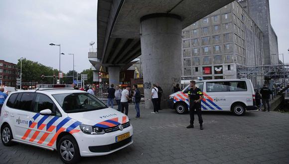 Unos 400 agentes fueron desplegados en las ciudades donde se produjeron los arrestos. | Foto: EFE / Referencial