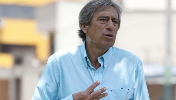 """""""Mi plan era que Kevin Quevedo se quede en la 'U'"""", señaló Germán Leguía (USI)"""