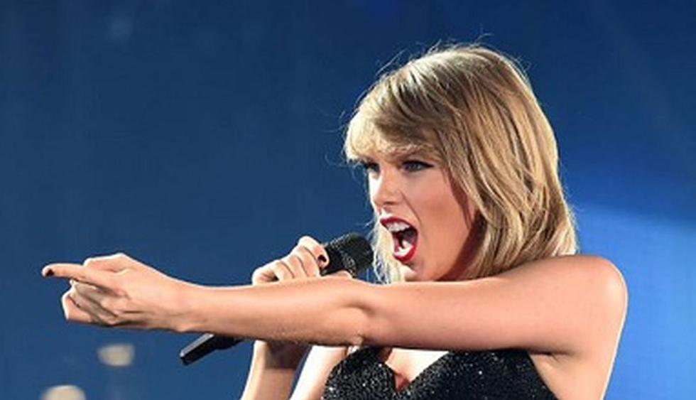 La cantante Taylor Swift se convirtió en la artista más influyente en Twitter. (Foto: EFE)