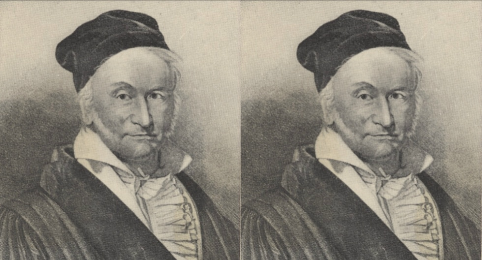 Google recuerda a Carl Friedrich Gauss, una de las mentes
