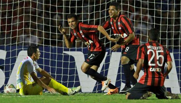 Copa Libertadores 2014: Atlético Paranaense venció 1-0 a The Strongest. (AFP)