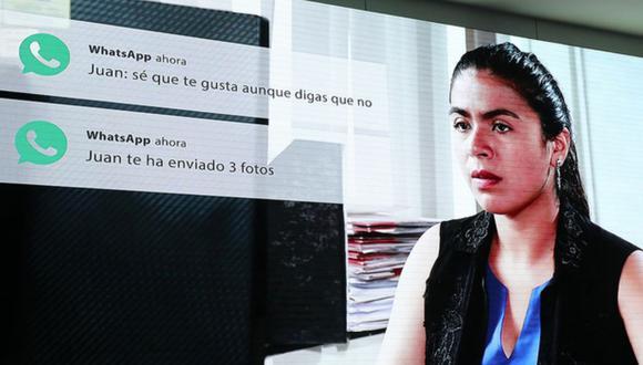 Para prevenir el acoso virtual, el Ministerio de la Mujer (MIMP) lanzó la campaña 'Nos protegemos contra el acoso virtual'. (Foto: Mimp)