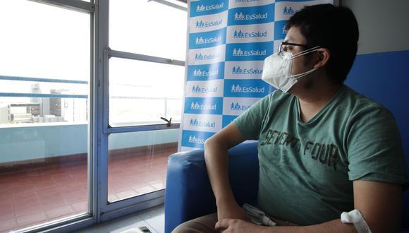 El Hospital Edgardo Rebagliati de EsSalud ha continuado con el tratamiento al 100% de sus 200 pacientes que padecen hemofilia severa. (Foto: EsSalud)