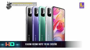 Mira el diseño del último Xiaomi Red Note 10 5G