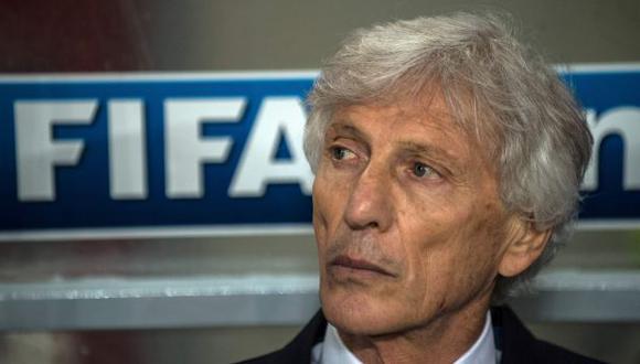 Pékerman asumió la dirección técnica de la Selección de Colombia en enero del 2012. (Foto: AFP)