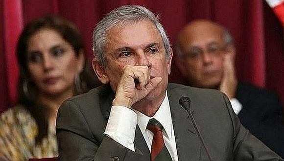 Luis Castañeda Lossio se encuentra con licencia temporal en Solidaridad Nacional. (Foto: GEC)
