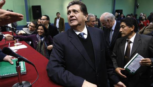 Sin condiciones. García reiterará la disposición de sus técnicos a colaborar con el Gobierno. (David Vexelman)