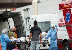 Brasil roza los 20 millones de contagios por COVID-19