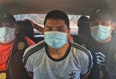 Capturan en flagrancia a integrante de 'Los Malditos de Laredo' en La Libertad