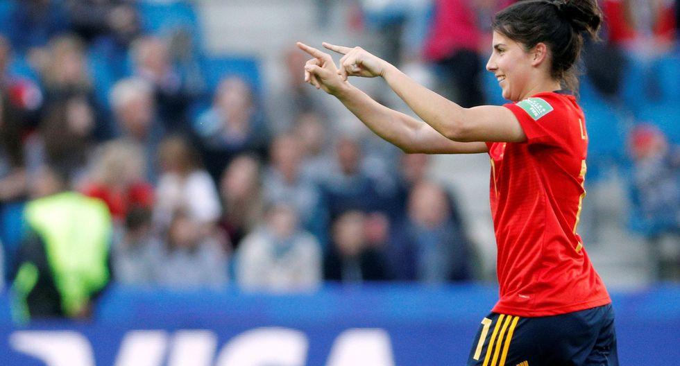 España gana su primer partido en un Mundial tras remontar por 3-1 ante Sudáfrica. (Foto: EFE)