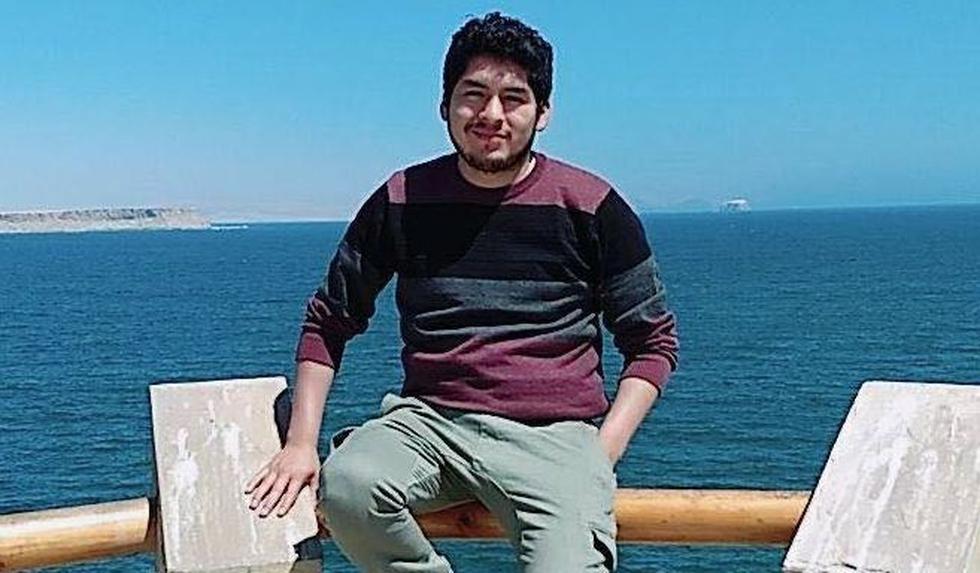 ¡Ayúdemos a encontrar a Jimmy Eduardo Castro Condezo! (PNP)