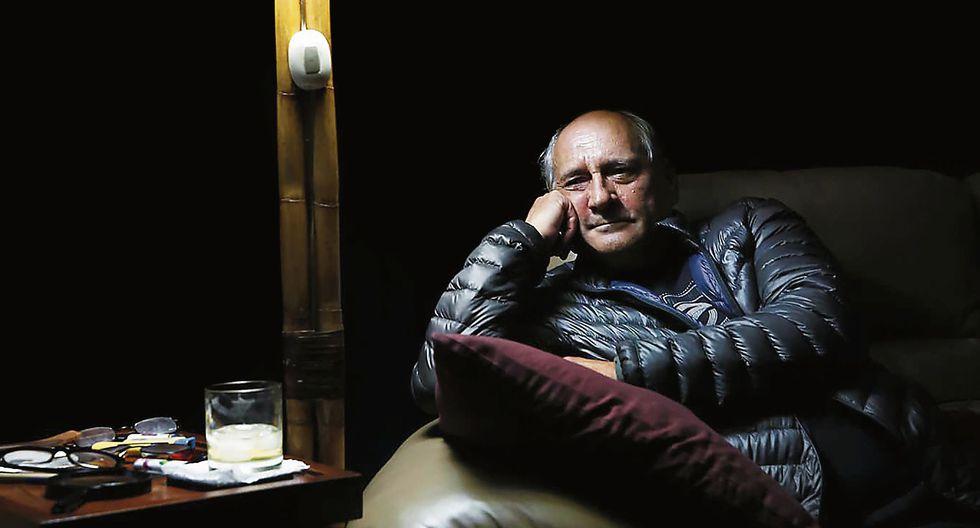 Gustavo Bueno. Actor. (Perú21)