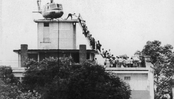 Rumbo a otro Saigón y por necios