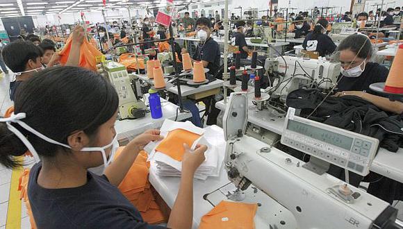 La producción textil en Asia Pacífico supone el 3,4% del empleo total de la región y el 21,1% del empleo de confección, según la OIT. (Foto: Archivo El Comercio)