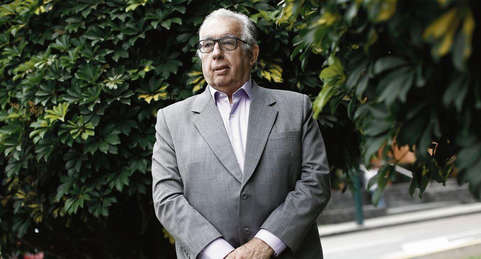 Agustín Figueroa. Analista político. (Perú21)