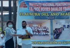 Tacna: 48 reclusos ahora son especialistas en tres oficios aprendidos durante la pandemia