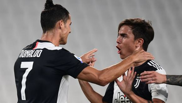Juventus vs. Sassuolo: chocan por la jornada 33 de la Serie A. (Foto: AFP)