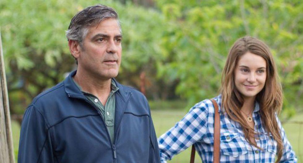 Clooney con tres nominaciones. (Internet)