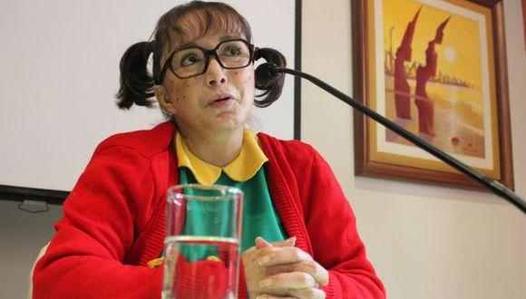 'Chilindrina' le respondió a Rubén Aguirre tras sus polémicas declaraciones. (Perú21)