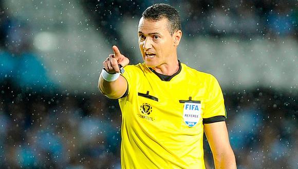 El colombiano Wilmar Roldán será el encargado de impartir justicia en el Alianza Lima vs. River Plate. (Foto: AFP)