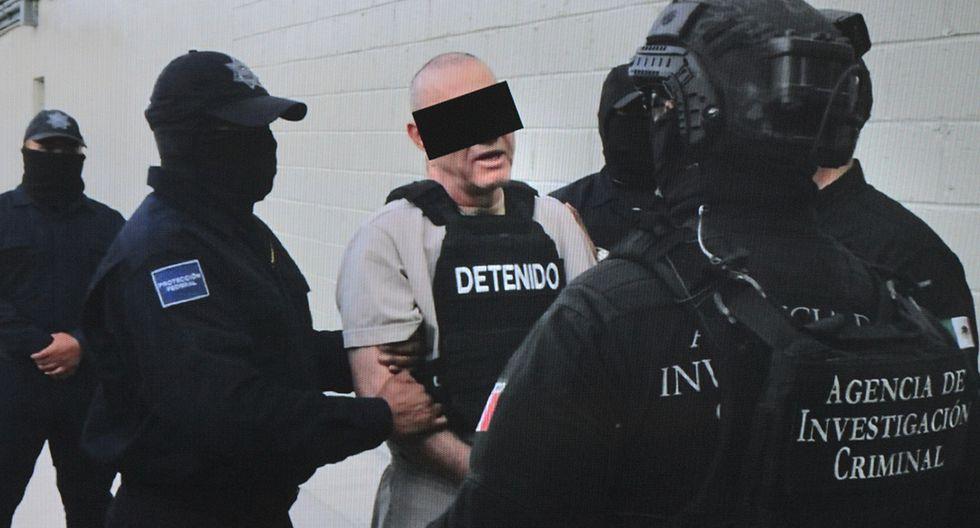 Dámaso López salió de madrugada de Ciudad Juárez, en el norteño estado de Chihuahua, rumbo a Estados Unidos. (Foto: EFE)