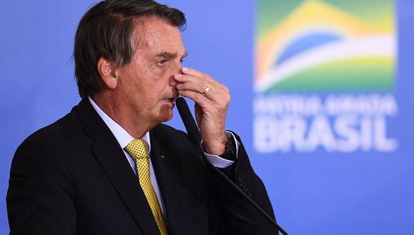 El presidente de Brasil, Jair Bolsonaro, sufre un ataque de hipo y se encuentra bajo observación médica.