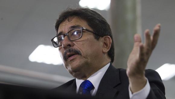 Enrique Cornejo tiene una orden de detención preliminar por 10 días que vence el sábado 27 de abril. (Foto: GEC)