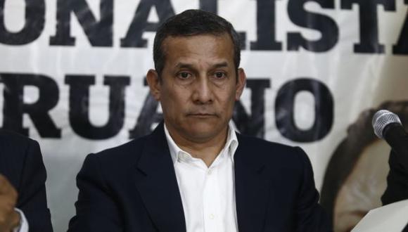 Ronald Gamarra: 'Ollanta Humala debería ser investigado'. (Renzo Salazar/Perú21)