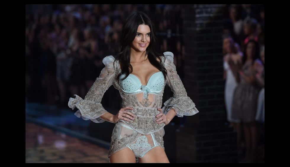 La modelo viajó a Australia en un vuelo privado. (AFP)