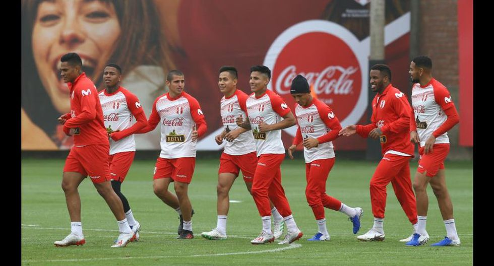 La selección peruana continúa con su preparación con miras a la Copa América Brasil 2019. (Foto: Fernando Sangama / GEC)