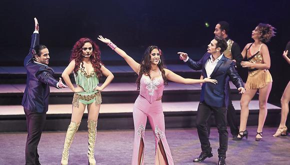 El musical 'Ojitos hechiceros' cautivó Lima. (USI)