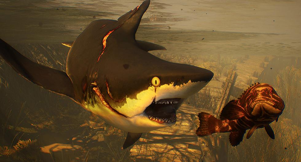 'Maneater' llegará el 22 de mayo para PS4, Xbox One y PC.