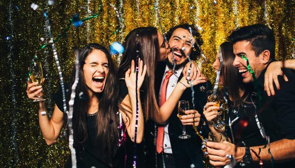 No hay nada mejor que recibir al Año Nuevo junto a los seres queridos y pasar un bonito momento juntos. (Foto: Difusión)